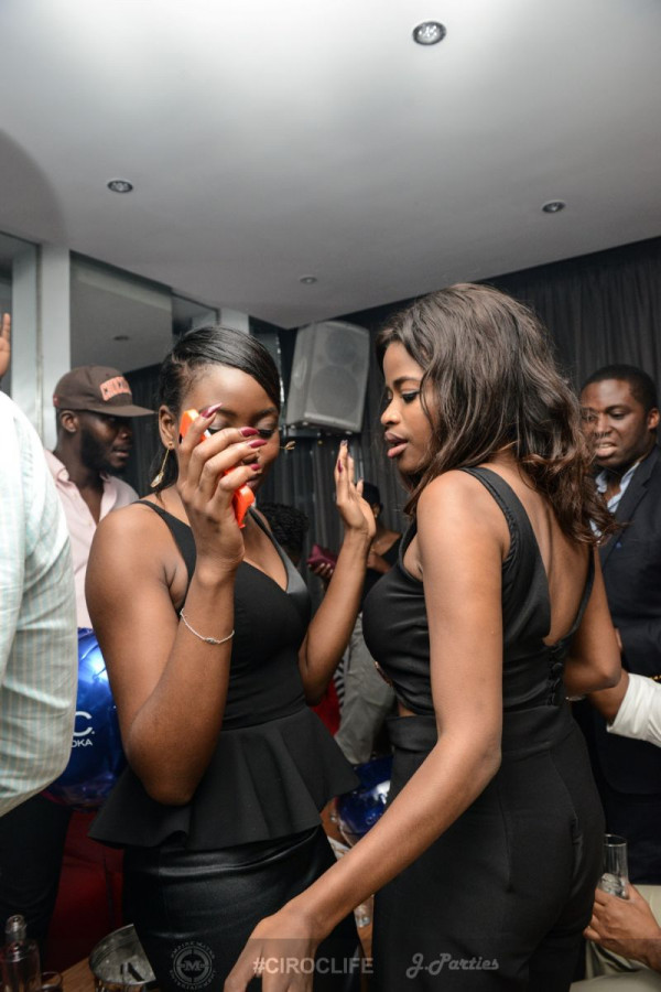 Ciroc Life Party November Edition - Bellanaija - December2014011