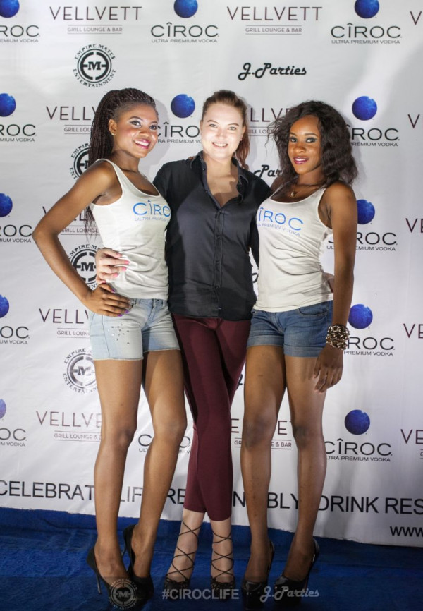 Ciroc Life Party November Edition - Bellanaija - December2014022