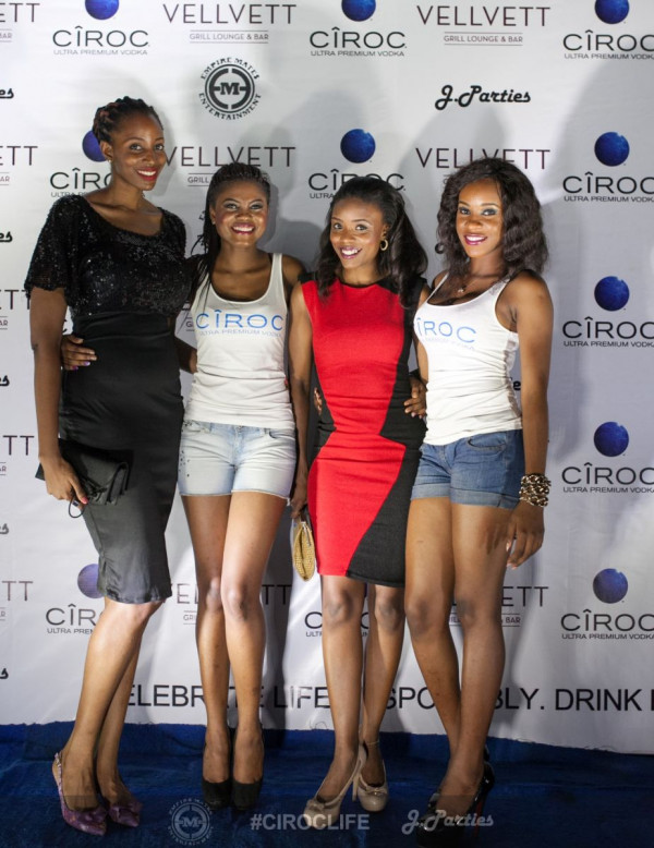 Ciroc Life Party November Edition - Bellanaija - December2014023