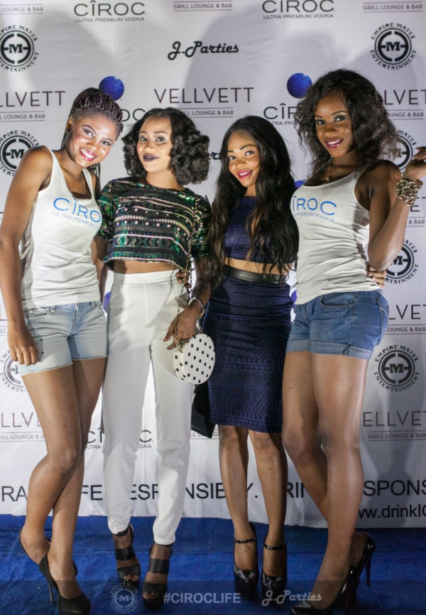 Ciroc Life Party November Edition - Bellanaija - December2014024