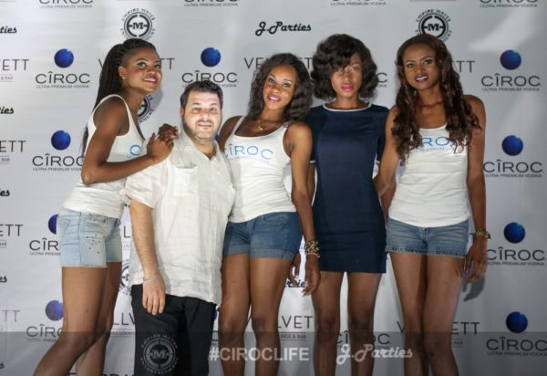 Ciroc Life Party November Edition - Bellanaija - December2014025