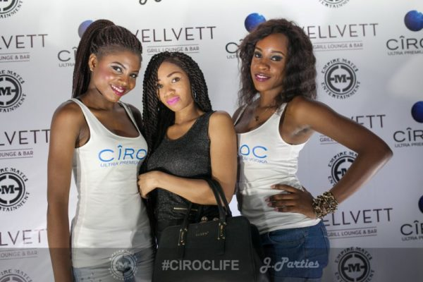 Ciroc Life Party November Edition - Bellanaija - December2014027