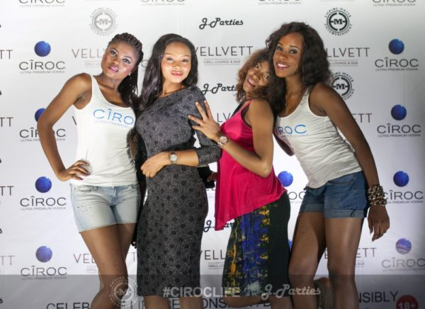 Ciroc Life Party November Edition - Bellanaija - December2014029