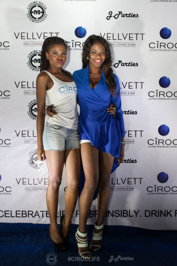 Ciroc Life Party November Edition - Bellanaija - December2014030