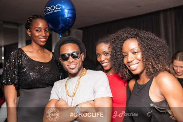 Ciroc Life Party November Edition - Bellanaija - December2014033
