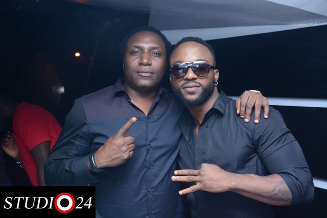 Steve Babaeko & Iyanya