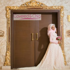 Covered & Chic | Muslimah Bridal Wedding Dresses | December 2014 | BellaNaija 03