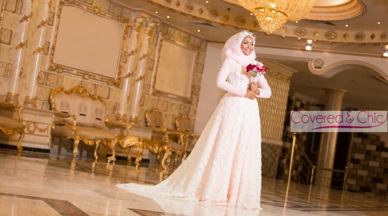 Covered & Chic | Muslimah Bridal Wedding Dresses | December 2014 | BellaNaija 04