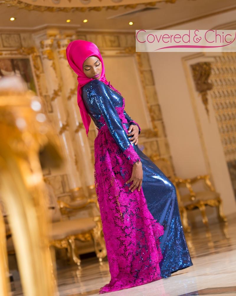 Covered & Chic | Muslimah Bridal Wedding Dresses | December 2014 | BellaNaija 05