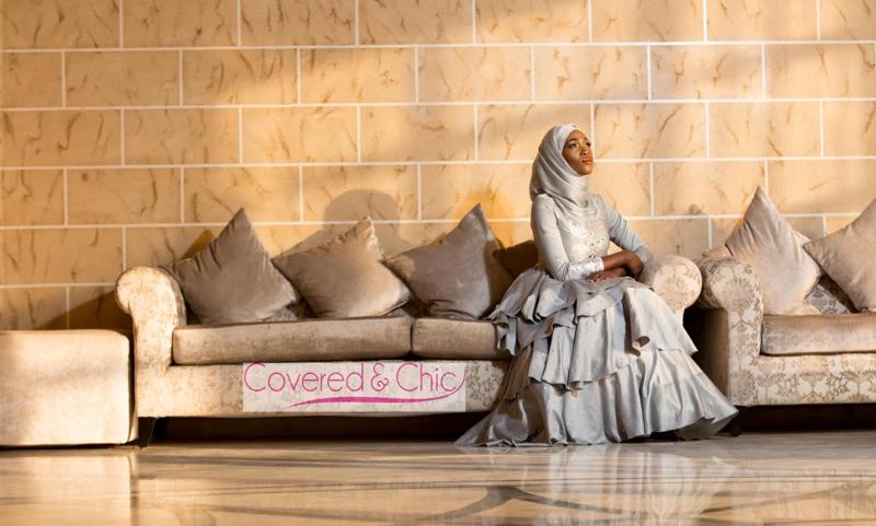 Covered & Chic | Muslimah Bridal Wedding Dresses | December 2014 | BellaNaija 09