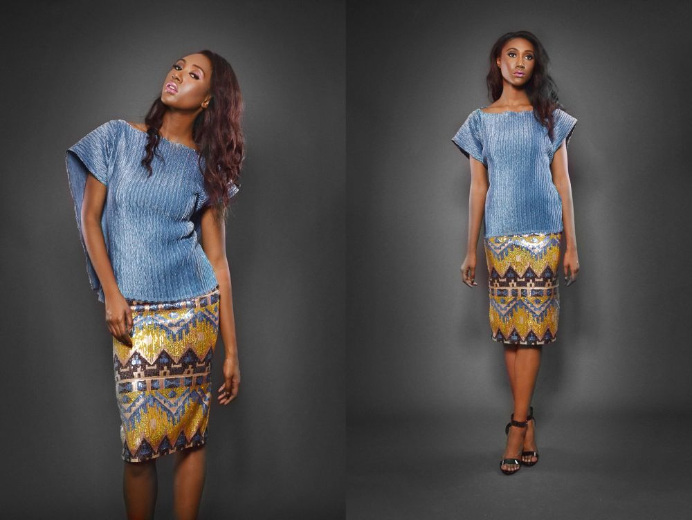 DPiperTwins Fall Winter 2014 Collection  - Bellanaija - December2014001 (4)
