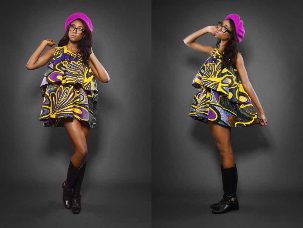 DPiperTwins Fall Winter 2014 Collection  - Bellanaija - December2014001 (6)