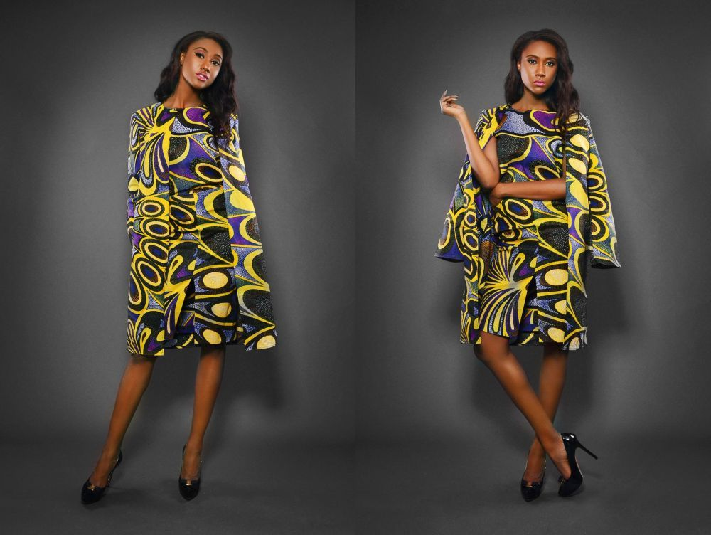 DPiperTwins Fall Winter 2014 Collection  - Bellanaija - December2014001 (8)