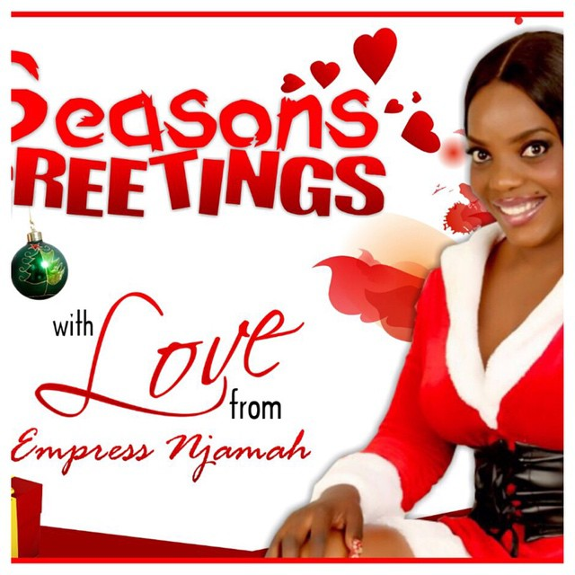 Empress Njamah - December 2014 - BellaNaija.com 01