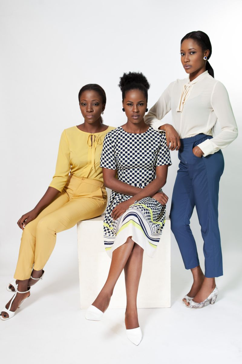 Eve & Tribe The Colour Purple Campaign Images - Bellanaija - December2014004