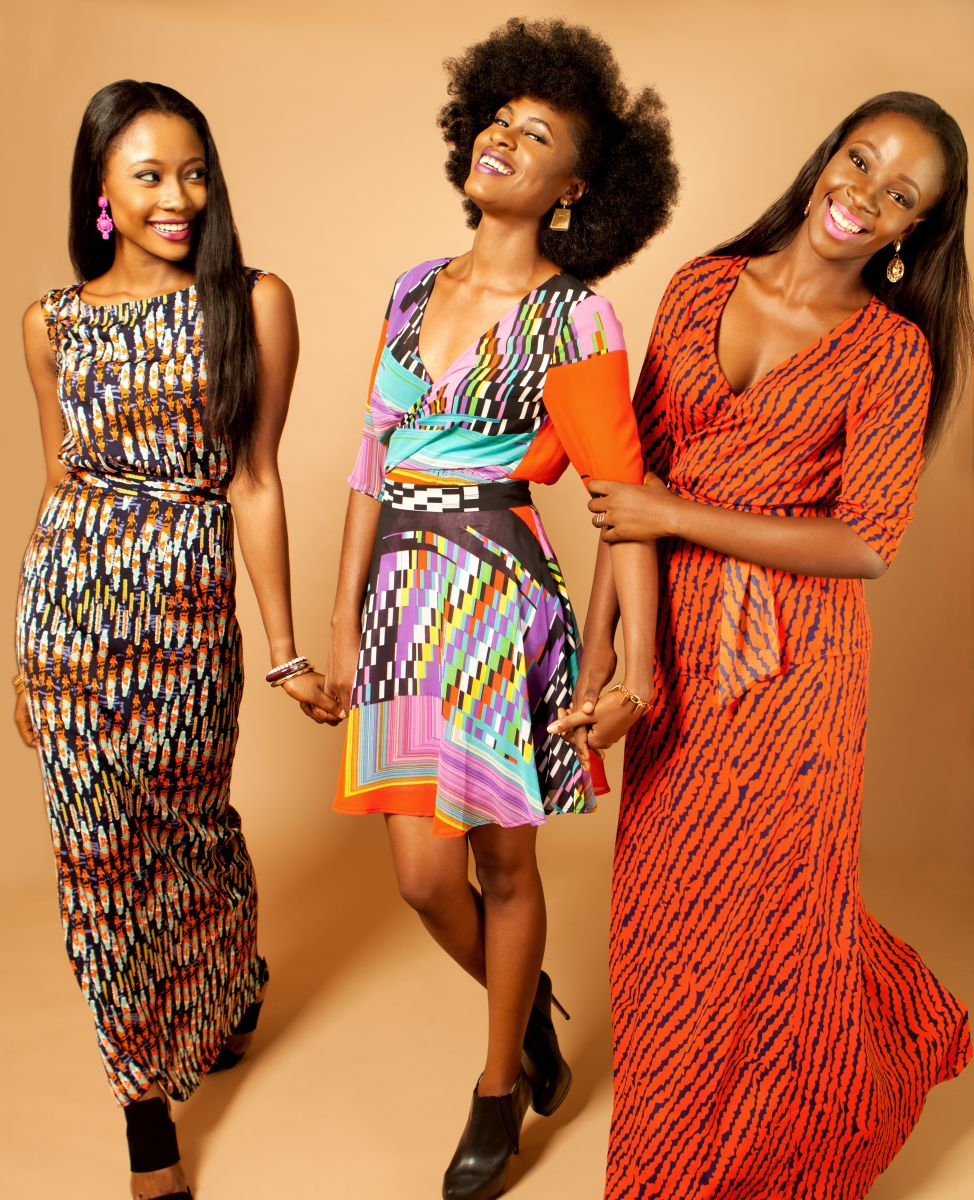 Eve & Tribe The Colour Purple Campaign Images - Bellanaija - December2014012