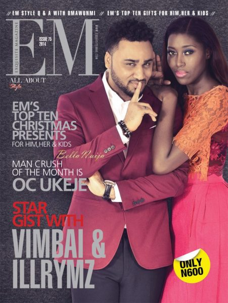 Exquisite-Magazine-Vimbai-Illrymz-December-2014-BellaNaija005
