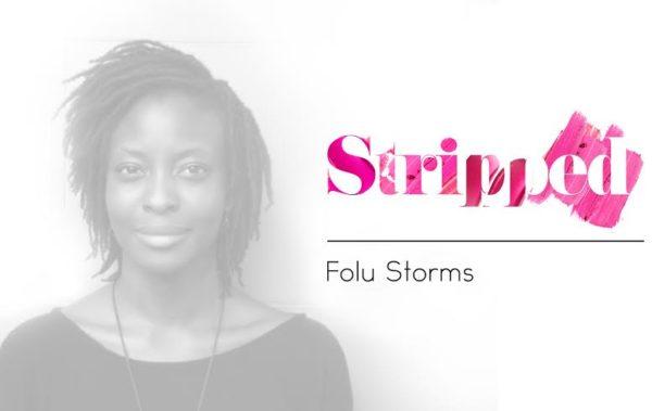 Folu Storms for Ndani TV's Stripped - BellaNaija - December 2014
