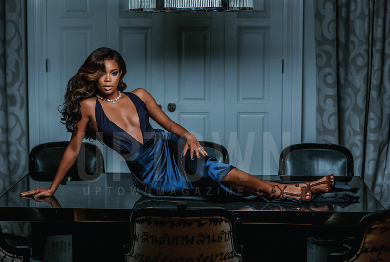 Gabrielle Union - Uptown Magazine - December 2014 - BellaNaija.com 01