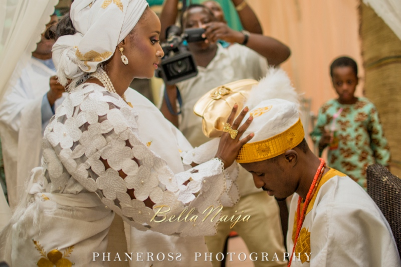 Gaise & Funto Wedding | November 2014 | BellaNaija 014.Funto&Gaise (15)
