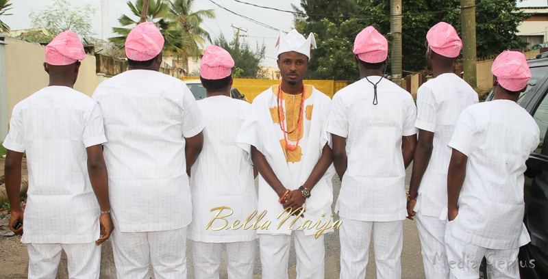 Gaise & Funto Wedding | November 2014 | BellaNaija 021.Funto&Gaise (4)