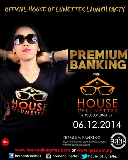House of Lunettes Launch Party - BellaNaija - December 2014