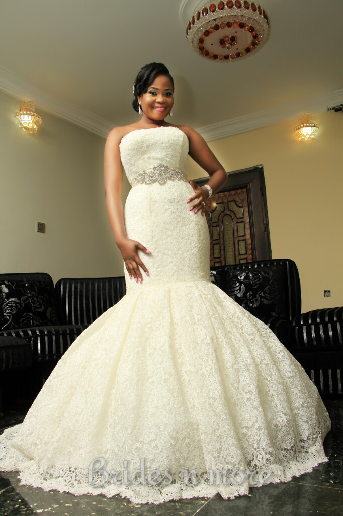 Go Fashion Brides N More Stocks Justin Alexander In Lagos See Exquisite Wedding Dresses