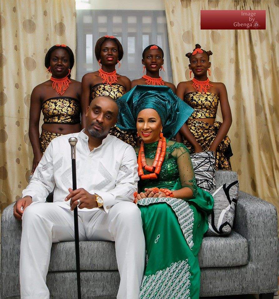 Ibinabo Fiberesima on Bellanaija.com 06