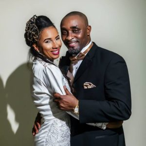 Ibinabo Fiberesima's White Wedding - December 2014 - BellaNaija.com 01