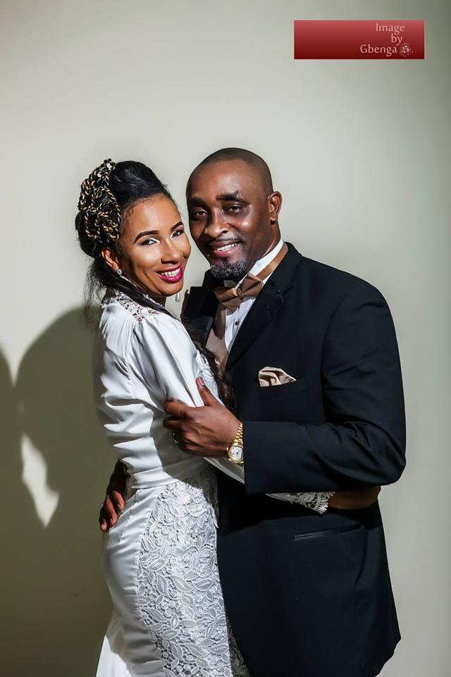 Ibinabo Fiberesima's White Wedding - December 2014 - BellaNaija.com 01