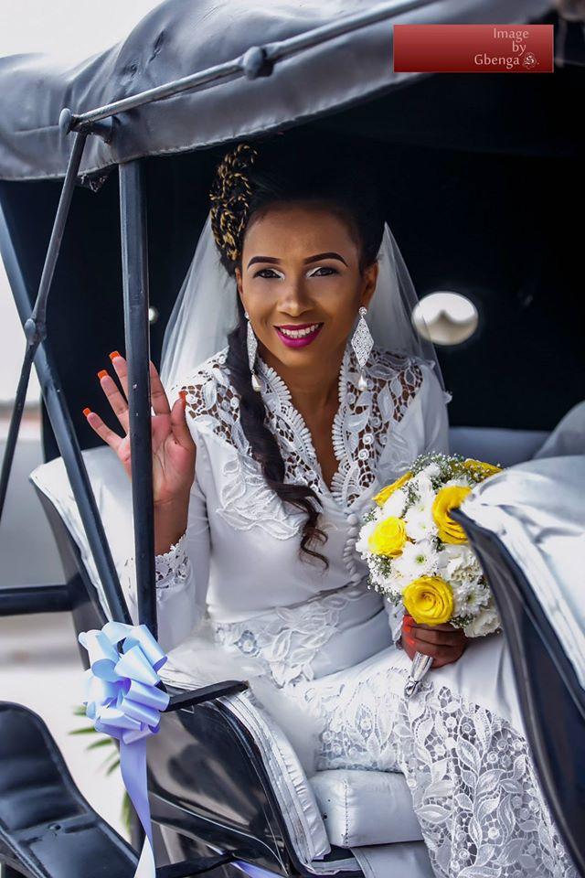 Ibinabo Fiberesima's White Wedding - December 2014 - BellaNaija.com 03