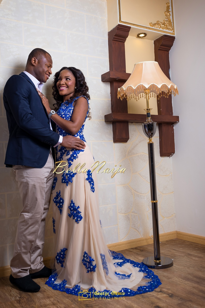 Ine & Simeon | President Goodluck Jonathan's Daughter Getting Married | George Okoro | December 2014 | BellaNaija 0.02