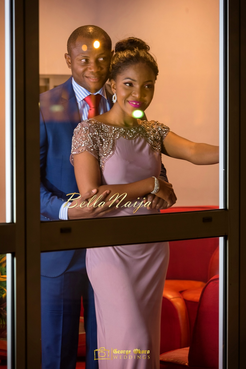 Ine & Simeon | President Goodluck Jonathan's Daughter Getting Married | George Okoro | December 2014 | BellaNaija 0.04