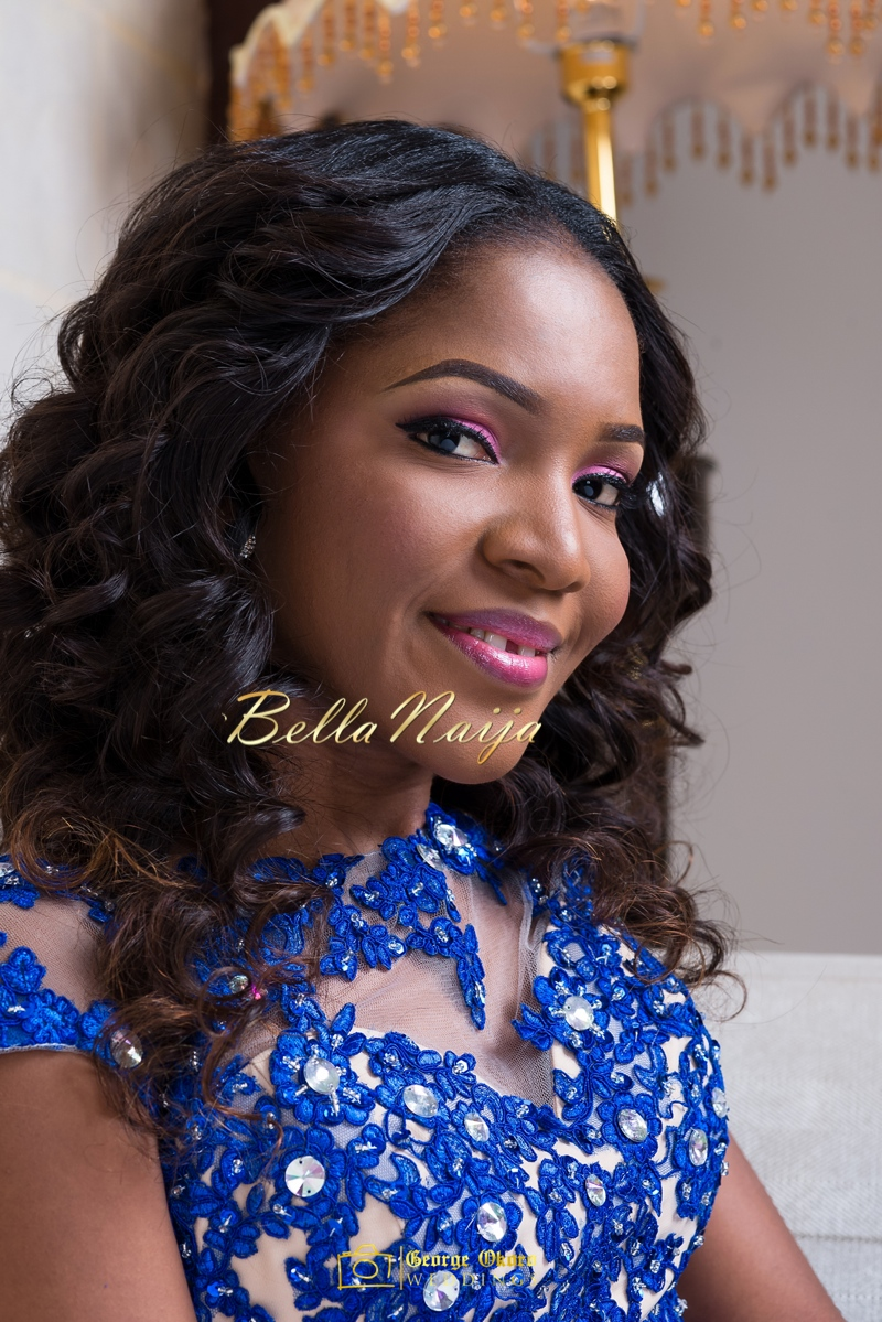 Ine & Simeon | President Goodluck Jonathan's Daughter Getting Married | George Okoro | December 2014 | BellaNaija 0.09