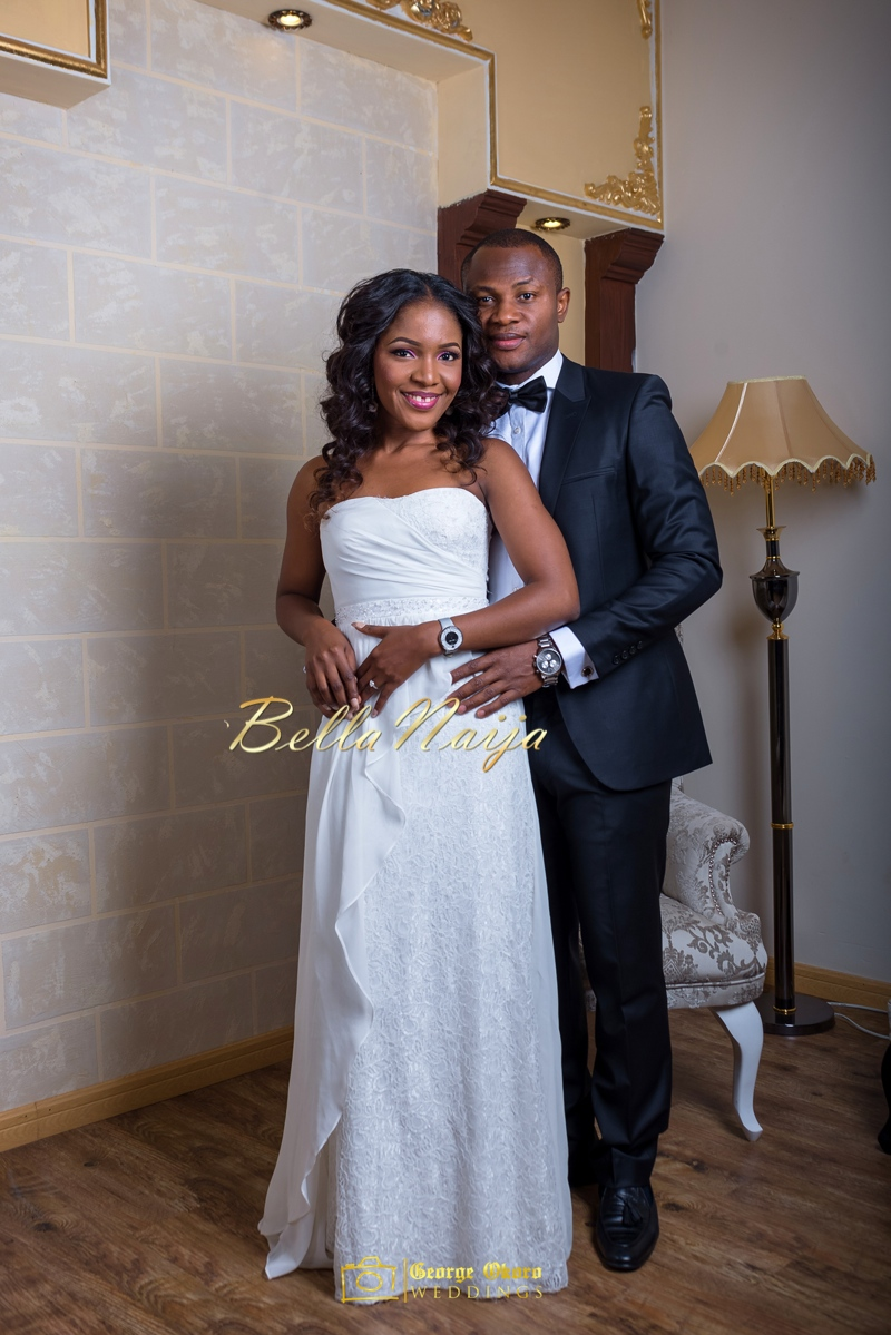 Ine & Simeon | President Goodluck Jonathan's Daughter Getting Married | George Okoro | December 2014 | BellaNaija 0.11