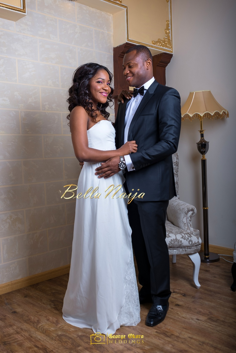 Ine & Simeon | President Goodluck Jonathan's Daughter Getting Married | George Okoro | December 2014 | BellaNaija 0.12