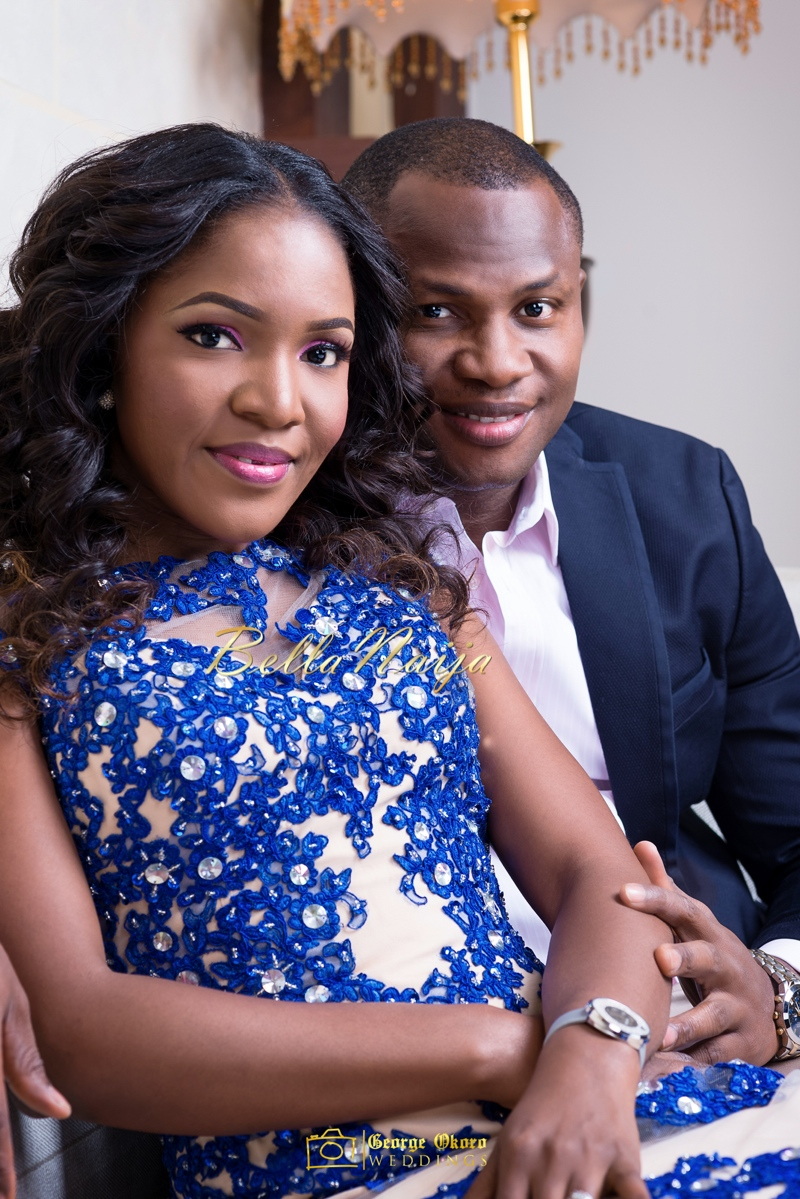 Ine & Simeon | President Goodluck Jonathan's Daughter Getting Married | George Okoro | December 2014 | BellaNaija 0.13