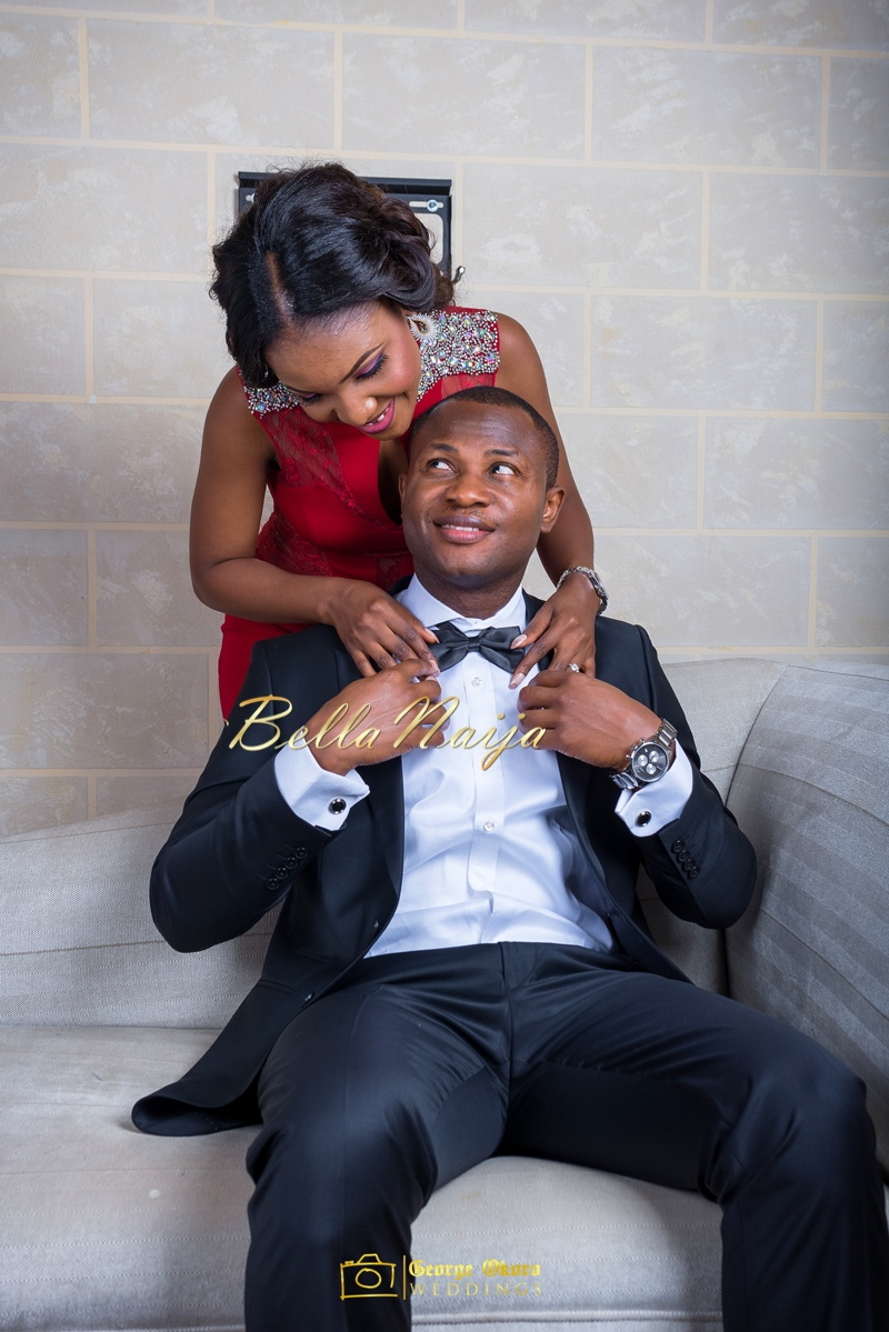 Ine & Simeon | President Goodluck Jonathan's Daughter Getting Married | George Okoro | December 2014 | BellaNaija 0.20
