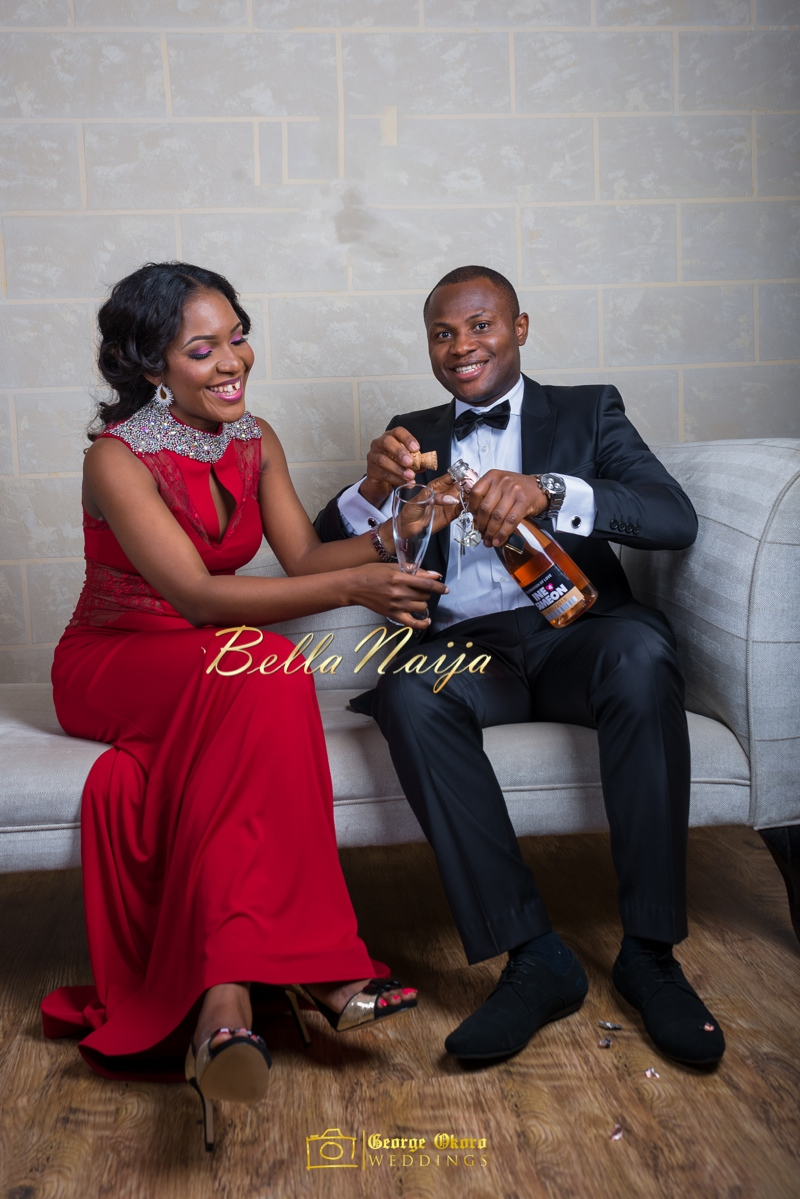 Ine & Simeon | President Goodluck Jonathan's Daughter Getting Married | George Okoro | December 2014 | BellaNaija 0.21