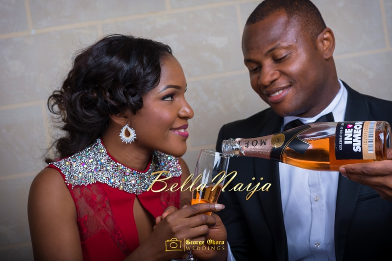 Ine & Simeon | President Goodluck Jonathan's Daughter Getting Married | George Okoro | December 2014 | BellaNaija 0.2