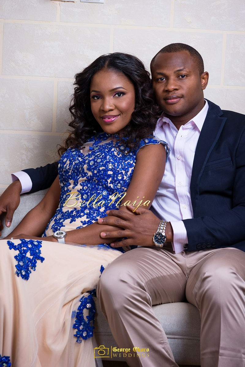 Ine & Simeon | President Goodluck Jonathan's Daughter Getting Married | George Okoro | December 2014 | BellaNaija 0.22