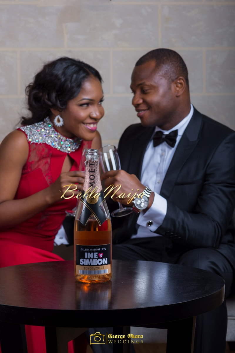 Ine & Simeon | President Goodluck Jonathan's Daughter Getting Married | George Okoro | December 2014 | BellaNaija 0.24