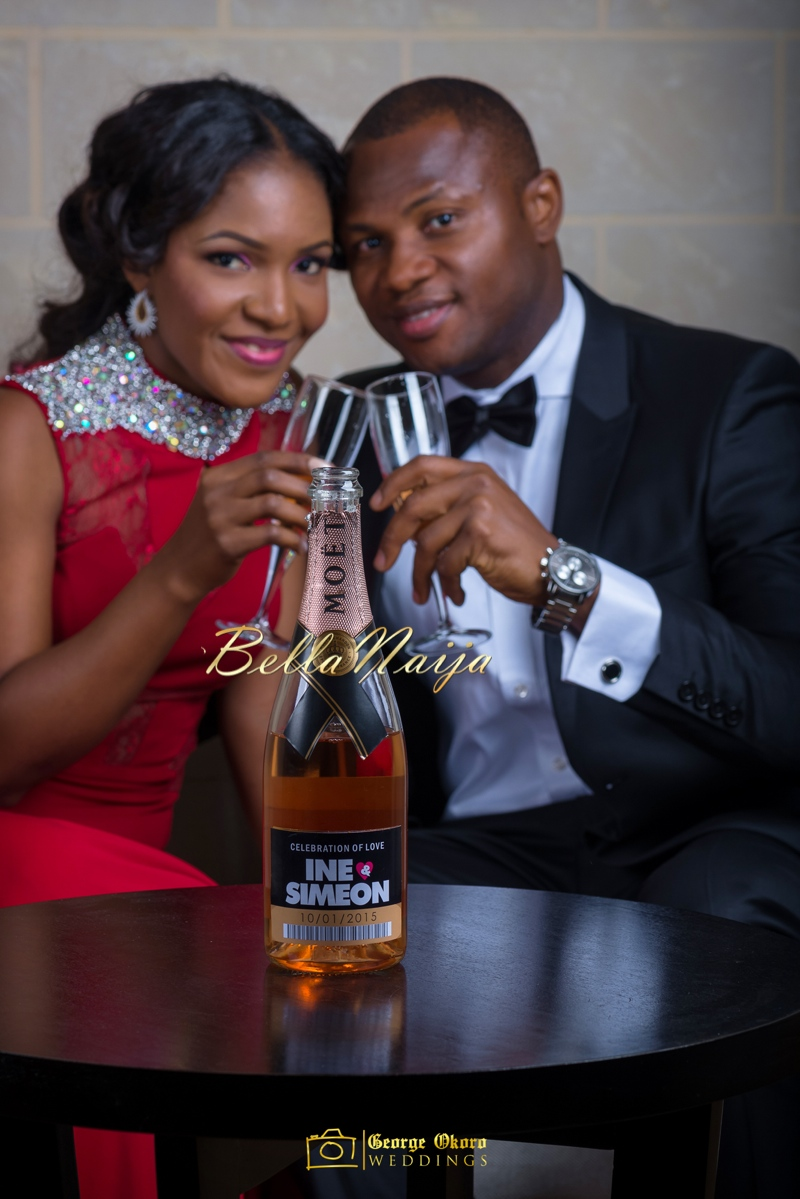 Ine & Simeon | President Goodluck Jonathan's Daughter Getting Married | George Okoro | December 2014 | BellaNaija 0.25