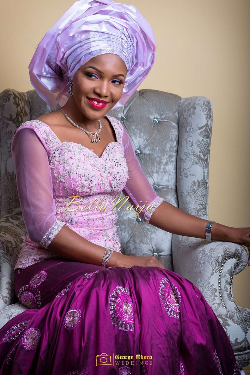 Ine & Simeon | President Goodluck Jonathan's Daughter Getting Married | George Okoro | December 2014 | BellaNaija 0.27