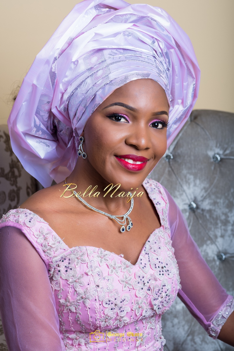 Ine & Simeon | President Goodluck Jonathan's Daughter Getting Married | George Okoro | December 2014 | BellaNaija 0.28