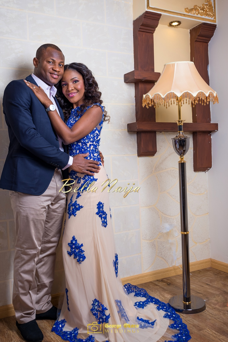 Ine & Simeon | President Goodluck Jonathan's Daughter Getting Married | George Okoro | December 2014 | BellaNaija 0.31