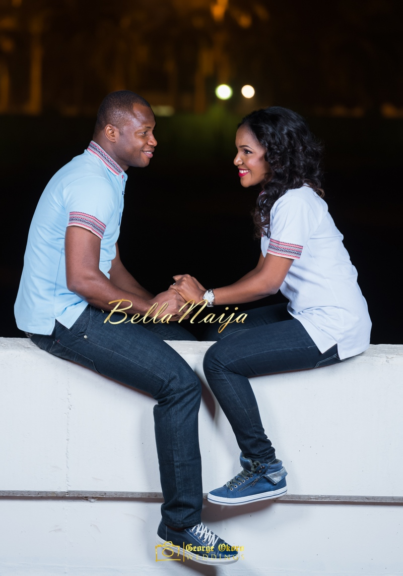 Ine & Simeon | President Goodluck Jonathan's Daughter Getting Married | George Okoro | December 2014 | BellaNaija 0.34