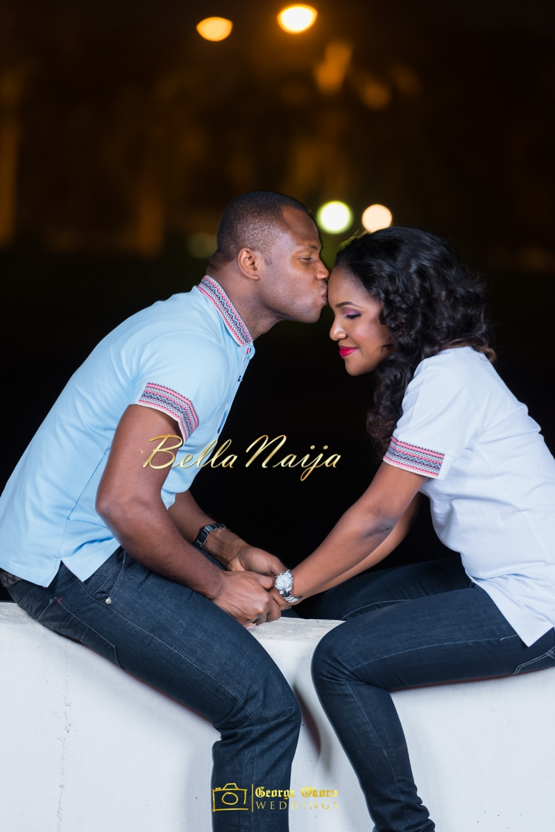 Ine & Simeon | President Goodluck Jonathan's Daughter Getting Married | George Okoro | December 2014 | BellaNaija 0.36