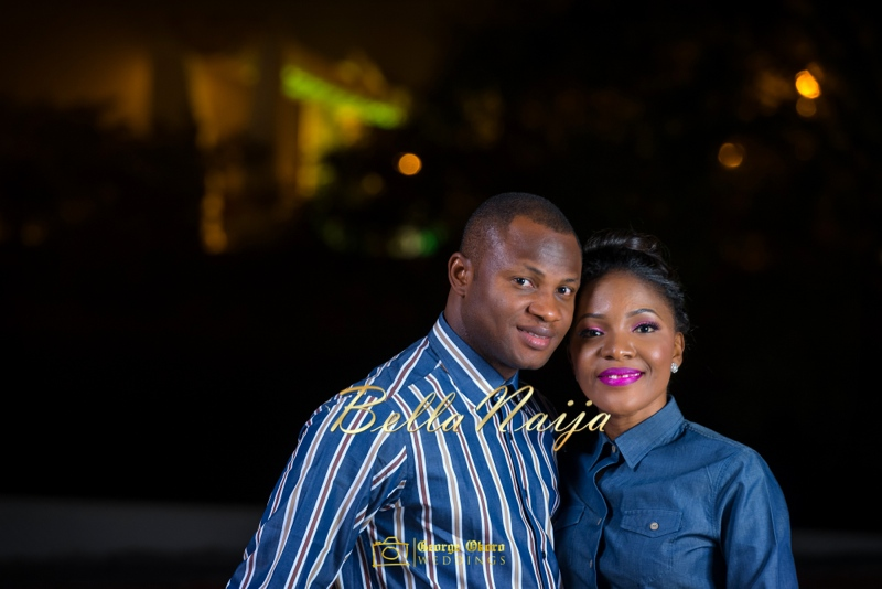 Ine & Simeon | President Goodluck Jonathan's Daughter Getting Married | George Okoro | December 2014 | BellaNaija 0.4