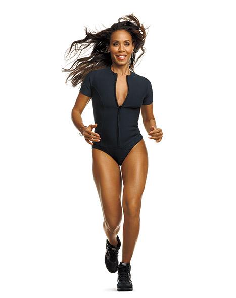 Jada Pinkett Smith for Shape Magazine - BellaNaija - December 2014